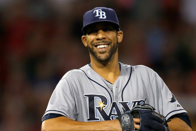 Price Dominates as Rays Hold off Red Sox
