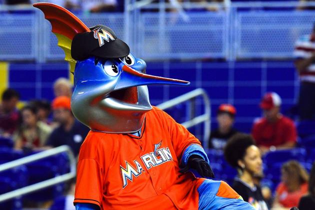 Miami Marlins' 'Face of the Franchise' Poll Renders Cringeworthy Results