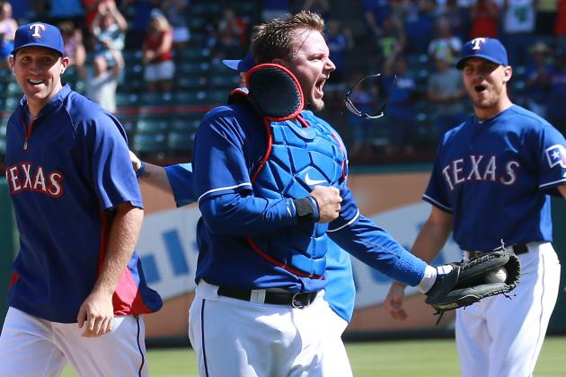 Fraley: Rangers Call on Old Friend to Pull Them out of Funk