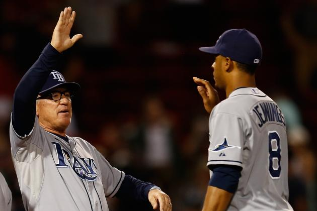 Rays Retake First Place by Beating Red Sox in Makeup Game