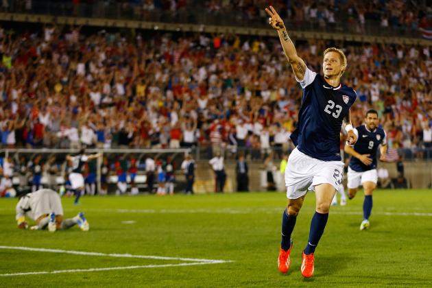 USA vs. Panama: Brek Shea Deserves to Be Included in Americans' World Cup Run