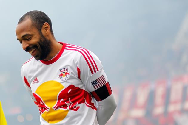 Soccer Superstar Thierry Henry Teams Up with Goldman Sachs