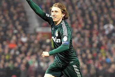 Moyes Turns to Modric as Man Utd's Search for a Star Widens