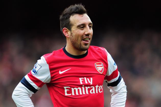 Arsenal Transfer News: Retaining Santi Cazorla Is Most Important Move of Summer