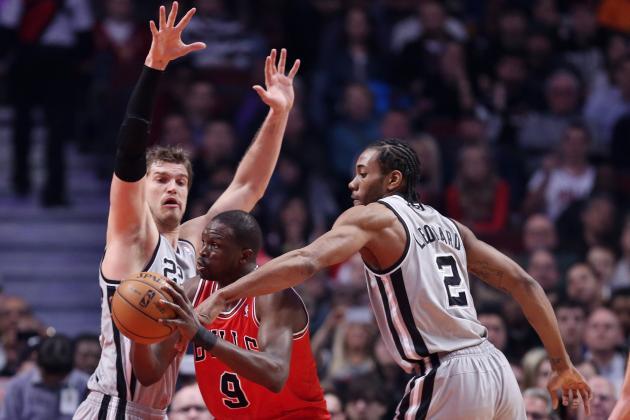 Players Who San Antonio Spurs Most Need to Step Up Next Season
