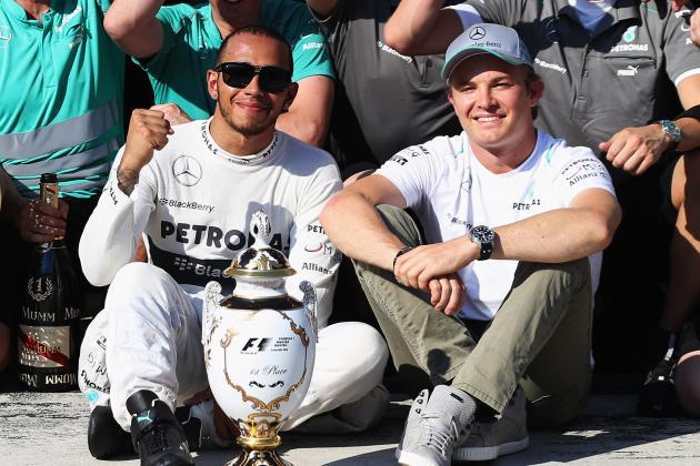 Midseason Report: Grading Lewis Hamilton's Performance