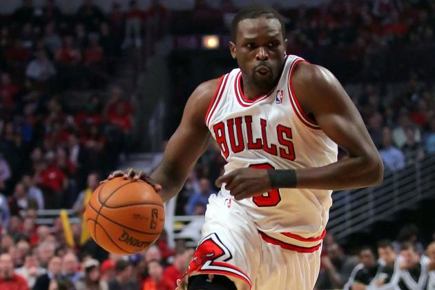 Should Bulls Keep Luol Deng in Chicago Long-Term?