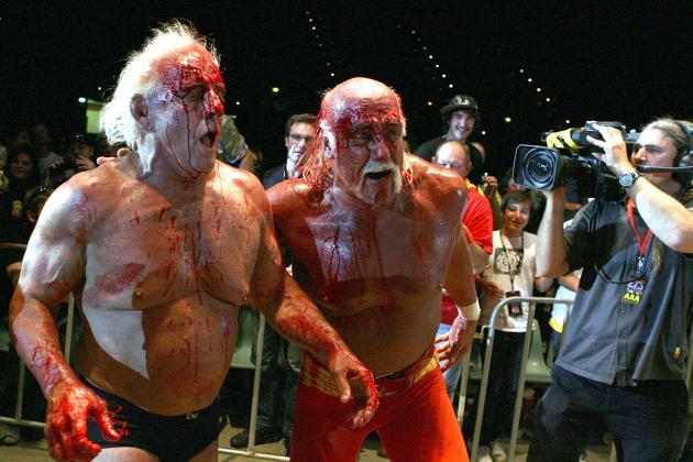 Free Falling: The Sad, Strange Career of Former WWE Champion Ric Flair