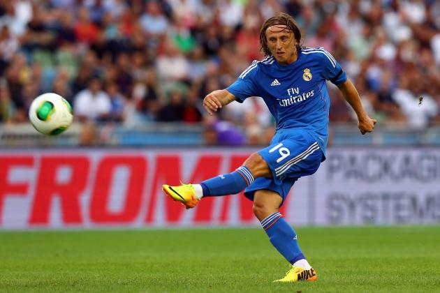 Manchester United Transfer Rumours: Luka Modric Pursuit Harmed by Gareth Bale