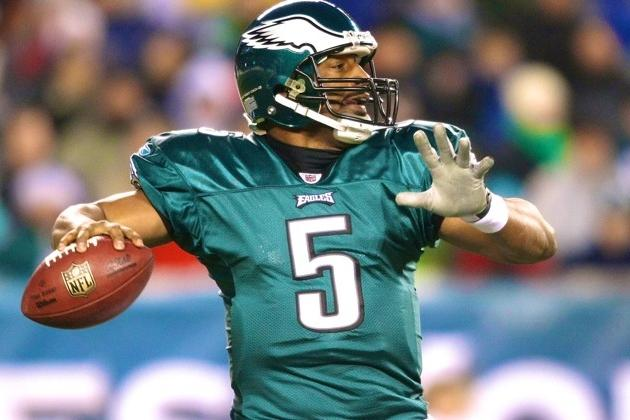 Remembering Donovan McNabb's Stellar NFL Career