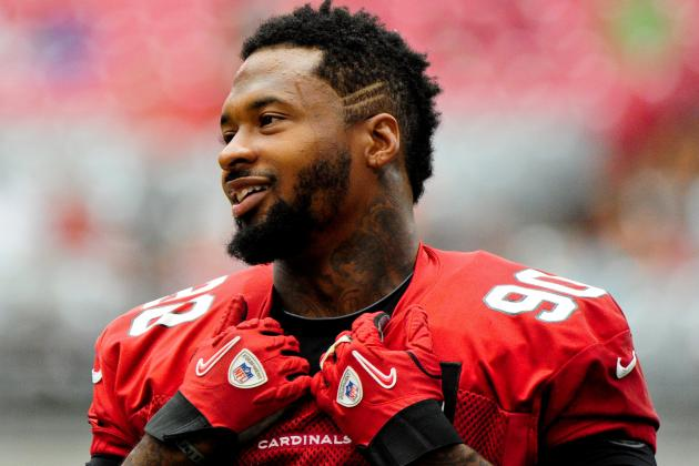 Cardinals' Darnell Dockett Hopes His Play Is More Exciting Than His Tweets