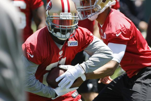 49ers' Frank Gore Hungrier Than Ever