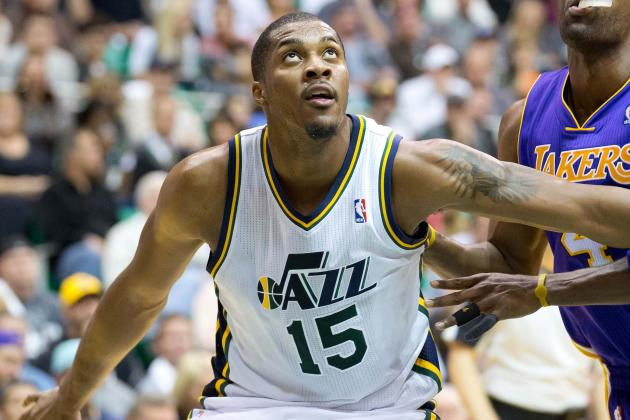 Checklist for Derrick Favors to Become Bona Fide Star for Utah Jazz This Season