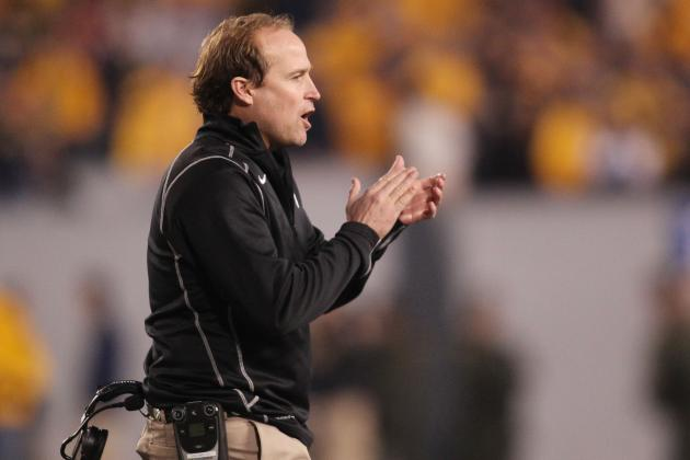 Holgorsen Set for Year 3 with Mountaineers