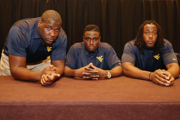 Mountaineer Football Players  Focused More on Team in 2013