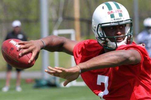 Baldinger: Geno Smith's Conditioning Is 'Embarrassing'