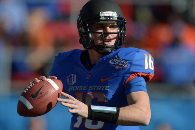 Athlon Predicts Boise State to Fiesta Bowl