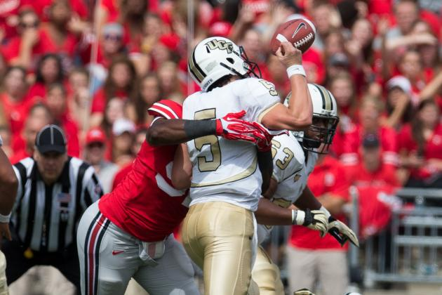 Ohio State Football: Young Defensive Line Will Need to Step Up
