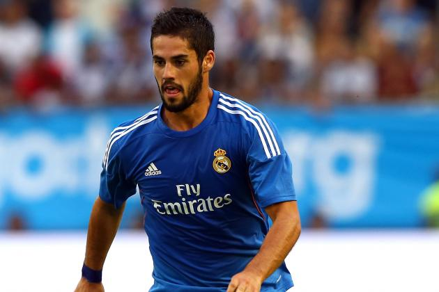 Isco: Is There a Role for the Playmaker in Ancelotti's Ideal Real Madrid ?