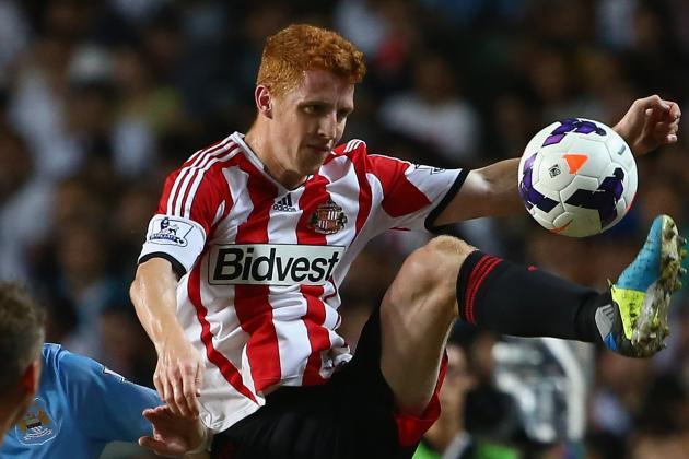 Jack Colback and Sunderland: A Pairing That Shouldn't Part