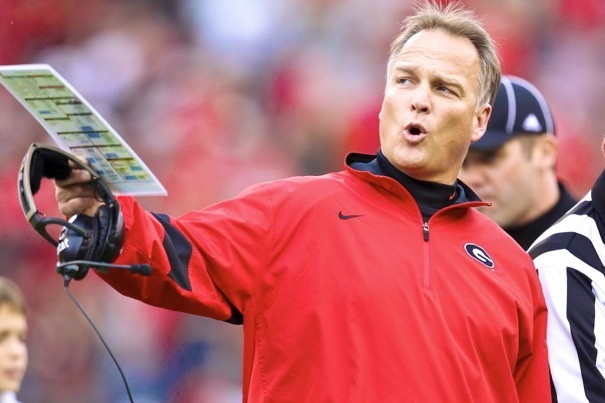 Mark Richt Says Jadeveon Clowney Better Than NFL Players, but That's a Stretch