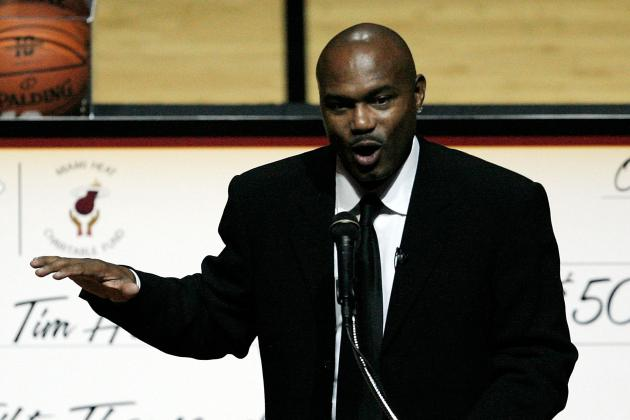 Heat Scout Tim Hardaway Eyeing Miami GM Role After Pat Riley Retires