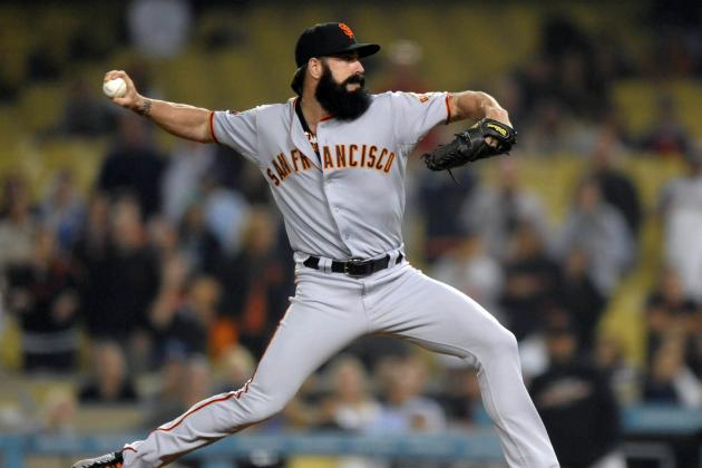 Rockies Express Interest in Brian Wilson