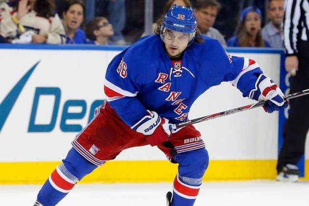 Report: Rangers, Zuccarello Avoid Arbitration