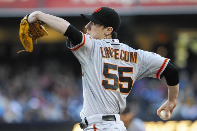 SF Giants Trade Rumors: Team Is Smart to Put High Price Tag on Tim Lincecum