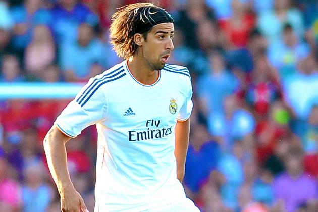 Chelsea Transfer Rumours: Blues Reportedly Targeting Sami Khedira