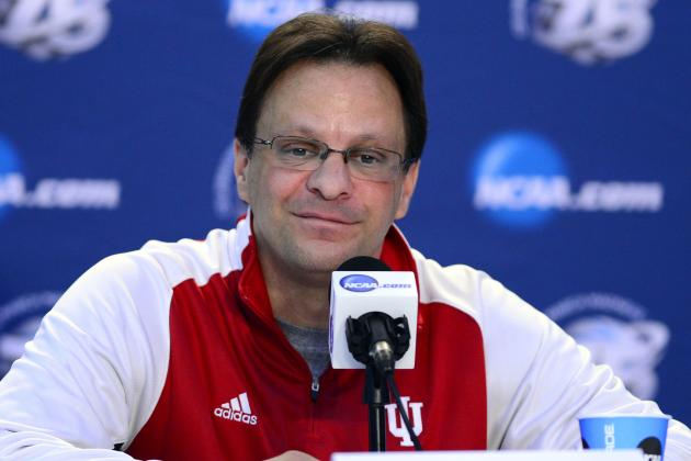 Bob Kravitz: Tom Crean Scrutinizes 2013-14 Indiana Basketball Team