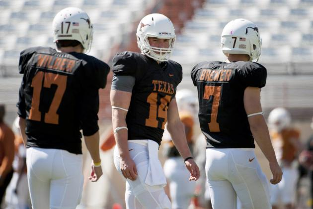QB Connor Brewer Announces Decision to Transfer from Texas to Arizona