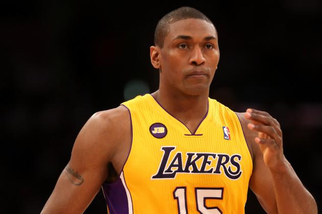 Metta World Peace's Brother Thinks He Can Be a 'Goon' for NY Knicks