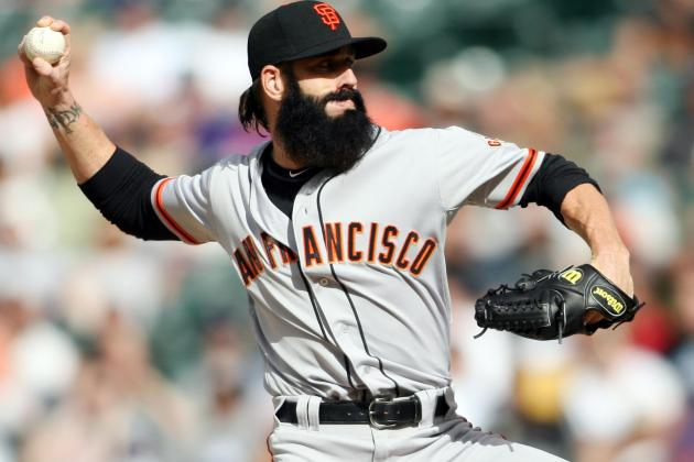 Brian Wilson Would Be Wise Addition to Weak Dodgers Bullpen