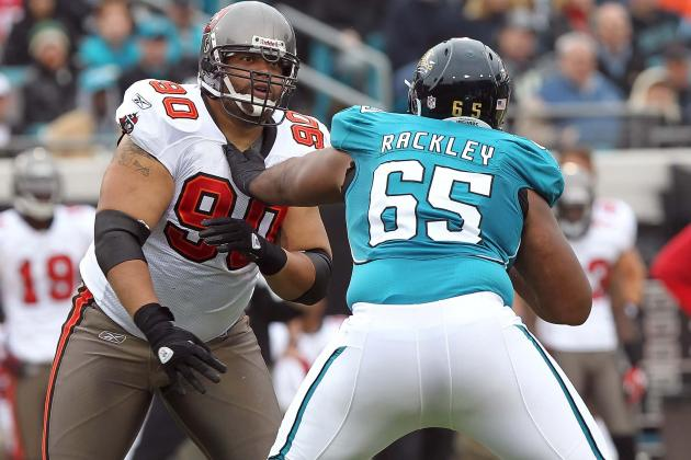 DT Roy Miller Can Be Anchor on Jaguars Defense