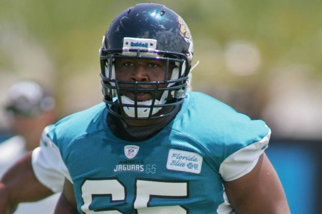 Inside the Jaguars: Rackley Feeling Awesome