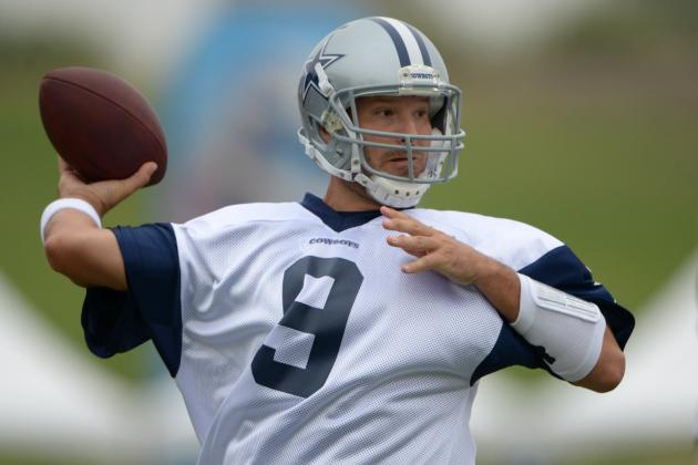 Tony Romo Must Not Play in HOF Game for Dallas Cowboys