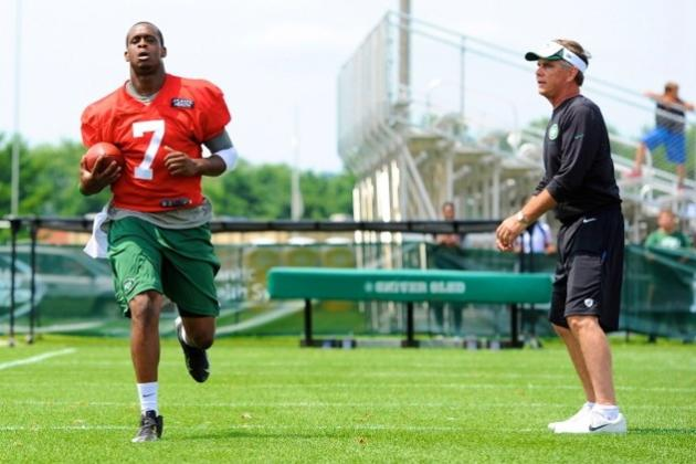 Geno Smith's Conditioning 'Embarrassing,' but the Kid Is Still Impressing
