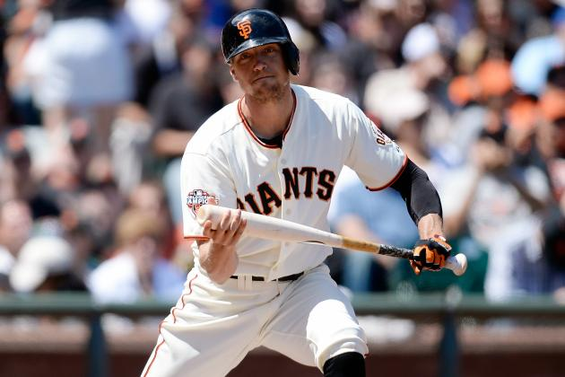 SF Giants Trade Rumors: Latest Buzz on Hunter Pence's Availability and More