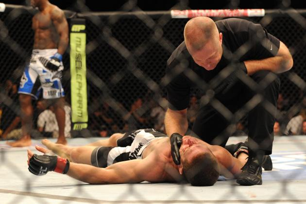 UFC on Fox 8 Medical Suspensions: All 24 Fighters Receive Some Time off