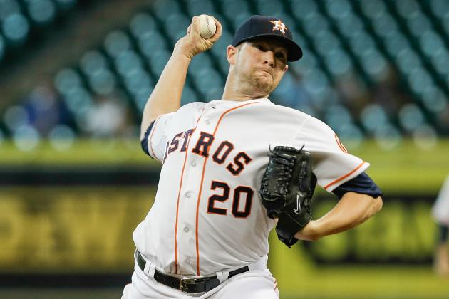 MLB Trade Deadline 2013: Latest Updates on Bud Norris, Michael Young and More