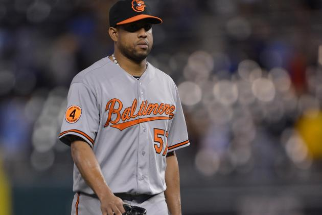 MLB Trades 2013: Dealt Players Most Likely to Affect Pennant Races