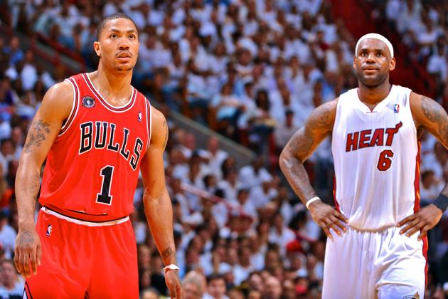 Could Derrick Rose Ever Usurp LeBron James' Throne as NBA's Best Player?