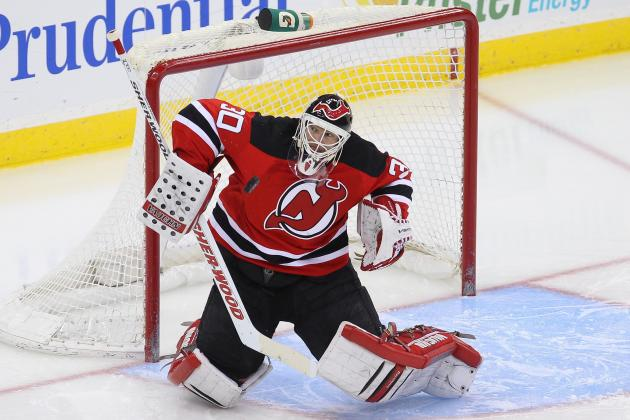 Reviewing the Goals Allowed by Martin Brodeur in 2013: A Summary