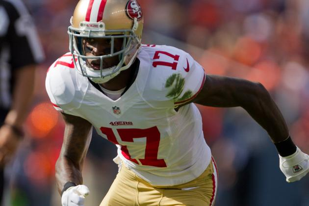 A.J. Jenkins Still Struggling at 49ers Camp