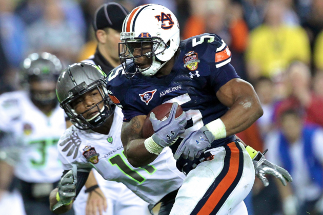 Former Auburn RB Michael Dyer to Louisville Good for Cards, Better for Him