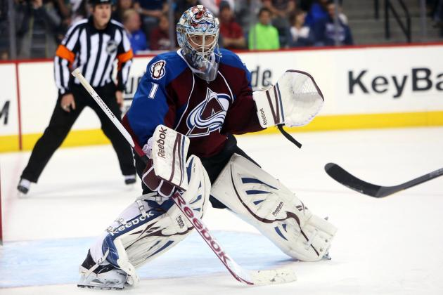 Avs' New Goalie Coach Francois Allaire Sets His Sights on Revamping Varlamov