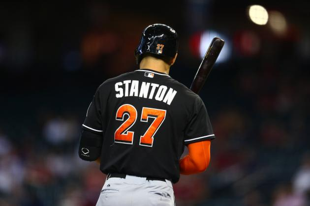 Texas Rangers Trade Rumors: Team Should Make Late Push to Land Giancarlo Stanton