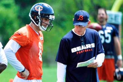 Can Marc Trestman Help Jay Cutler Turn Things Around in Chicago?