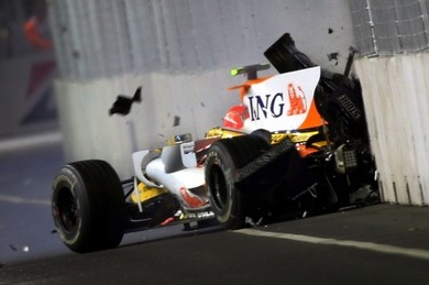 F1's Top 10 Scandals